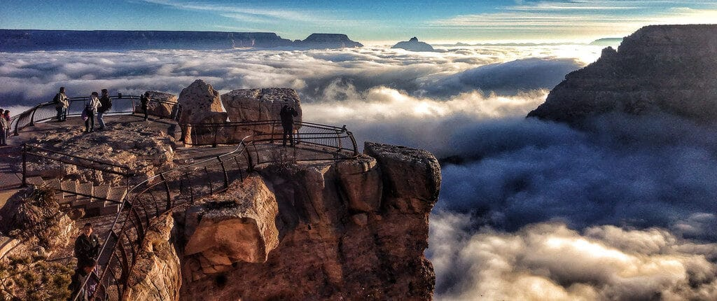 Grand Canyon Nemzeti Park Colorado államban