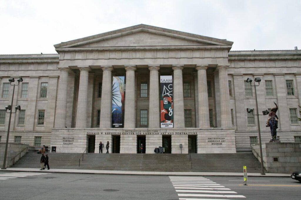 Látogass el az egyik Smithsonian múzeumba!