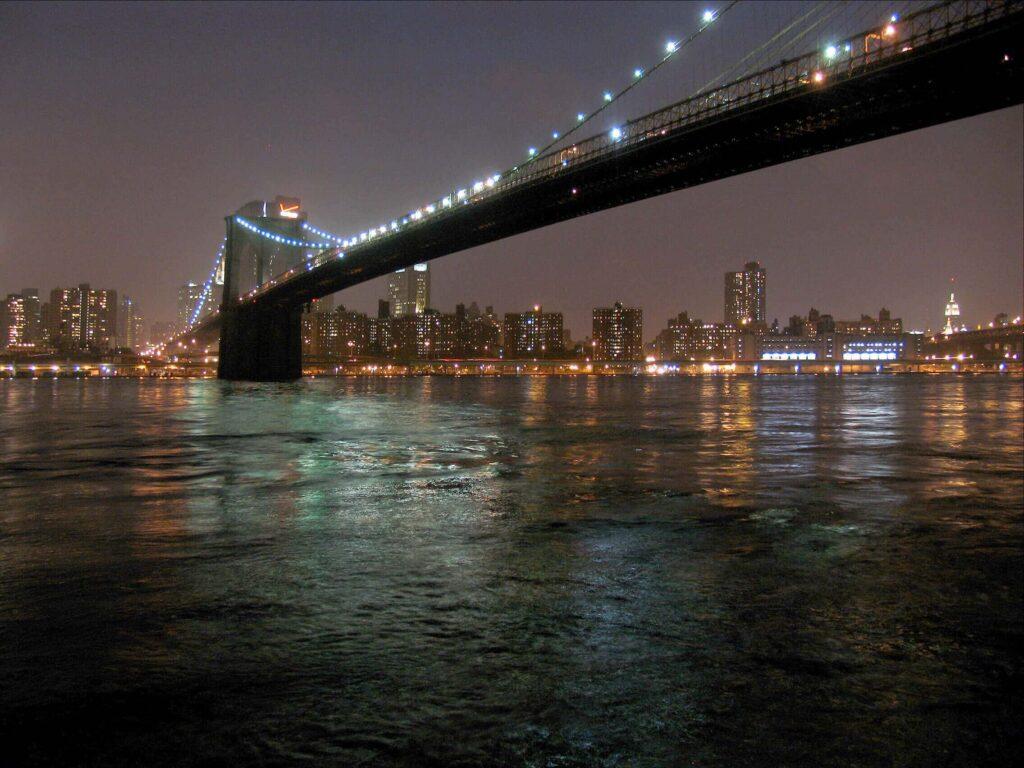 Brooklyn híd New York
