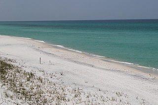 Fürödj a tengerben Grayton Beach-nél!