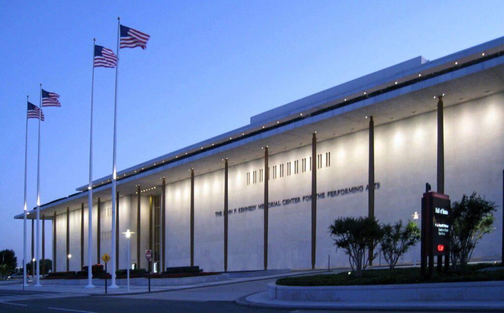 Hallgass meg egy ingyenes előadást a Kennedy Centerben!