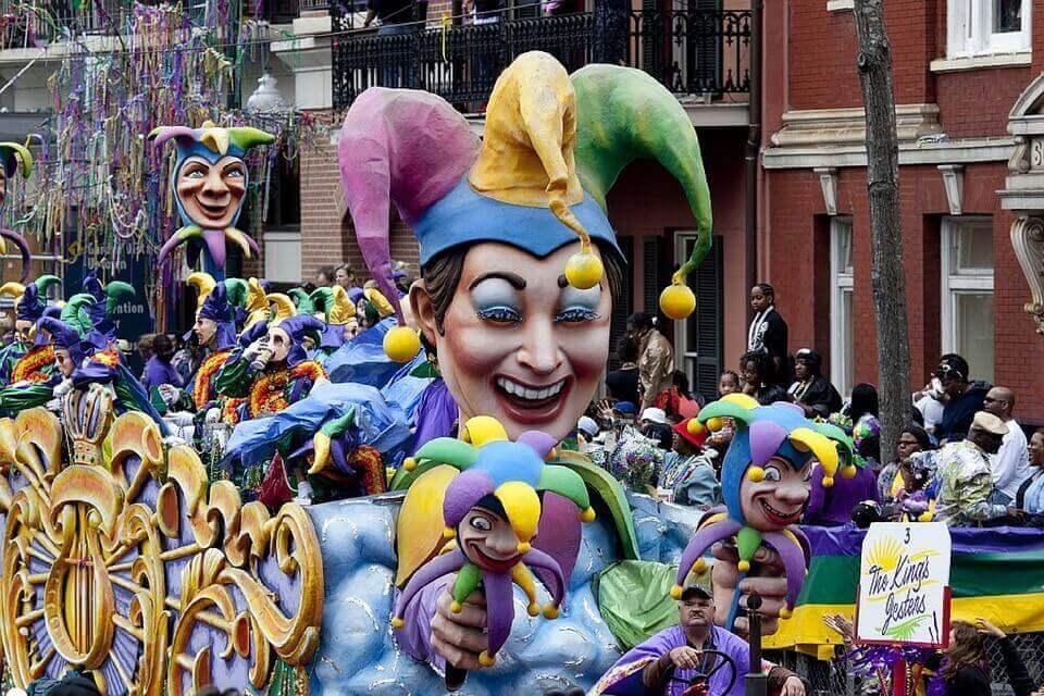 Felejthetetlen élményt nyújz a Mardi Gras!