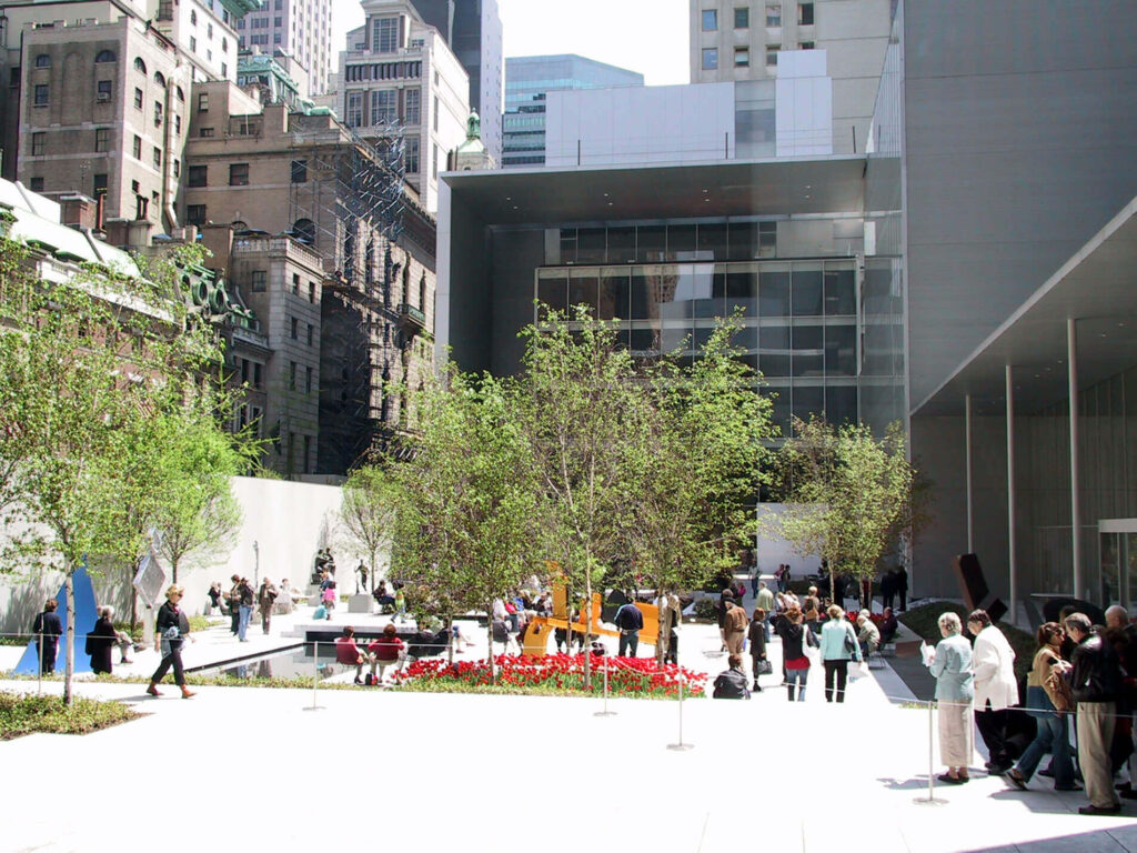 Museum of Modern Art New Yorkban