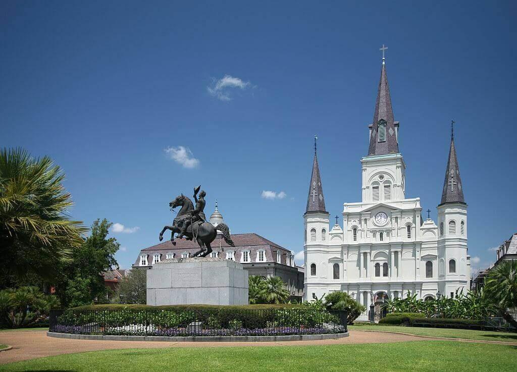 Park New Orleansban
