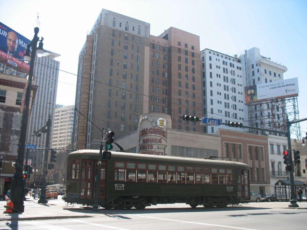 Nézd meg New Orleans egyik ikonját, a villamost ESTA kérelem igénylésével!