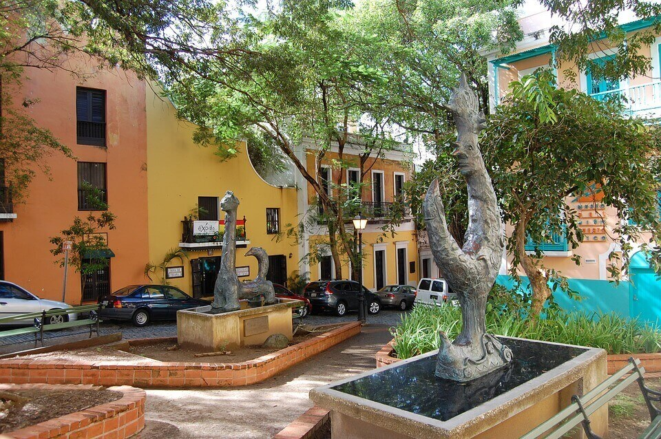 Látogass el San Juan-ba!