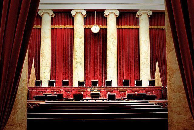 Nézz meg egy tárgyalást a Supreme Court-on!