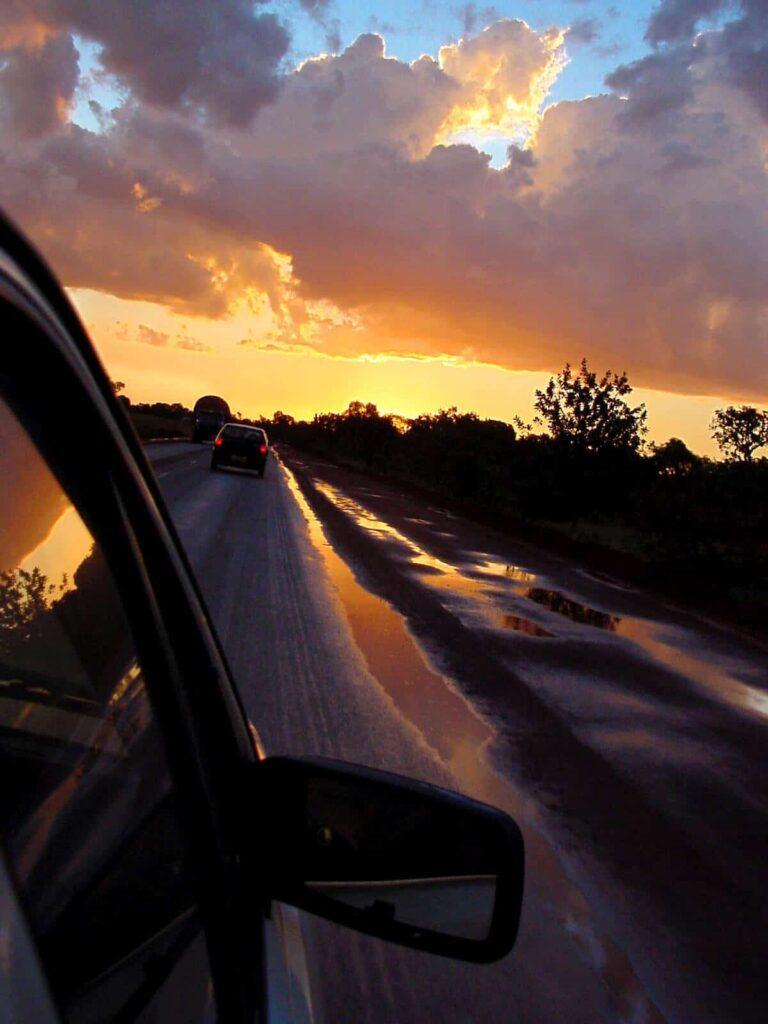 Utazás autóval az USA-ban
