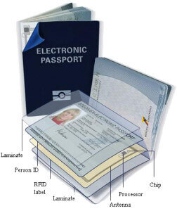 Elektronikus útlevél - ESTA kérelem