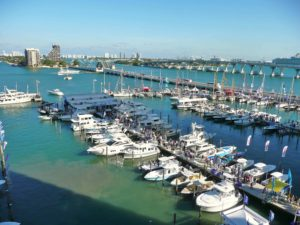 Miami International Boat Show, USA