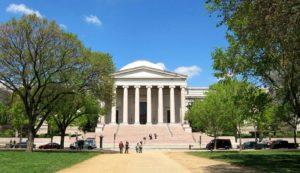National Gallery of Art, kiállítások - USA