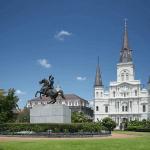 New Orleans park - esta kérelem magyarul