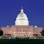 USA Capitolium - usa vízum