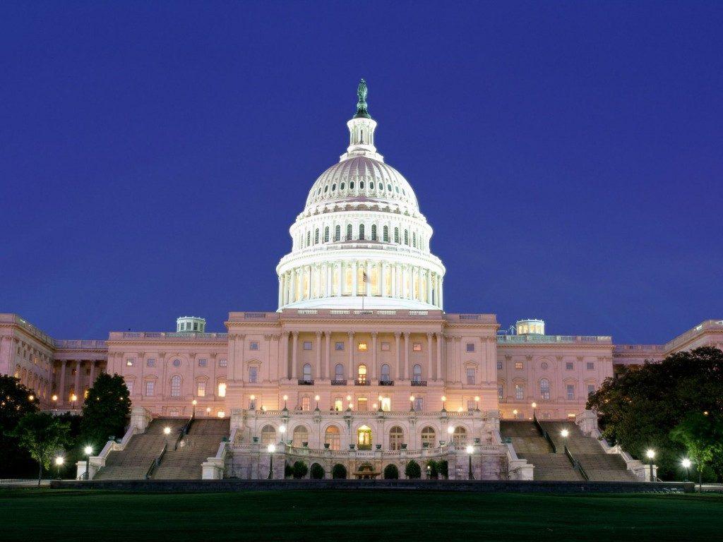 USA Capitolium Washingtonban