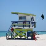 Florida, tengerpart - vízum USA