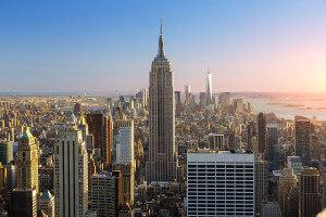 USA ESTA - New York JFK Nemzetközi Repülőter