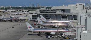 Miami Nemzetközi Repülőtér - vízum USA