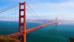 Golden Gate Bridge, San Francisco - USA ESTA