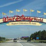Disney World - vízum USA