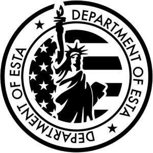 ESTA Visa logó - utazás, számítógép, ESTA vízum, ESTA engedély