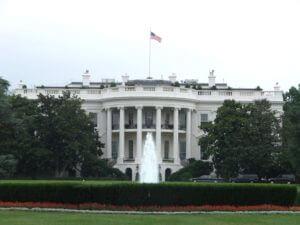 Nézd meg ESTA kérelem igénylésével a Fehér Házat Washingtonban!
