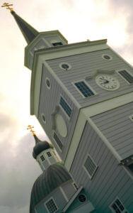 Utazz el az alaszkai Saint Michael's Russian Orthodox Cathedral-hoz ESTA igényléssel!