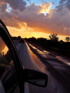 Utazás autóval az USA-ban ESTA kérelem igénylésével