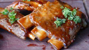 Sertésborda - elterjedt étel az USA-ban