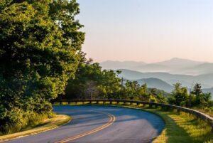 Asheville Észak-Karolinában