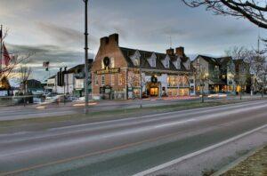 Newport városa Rhode Islandon