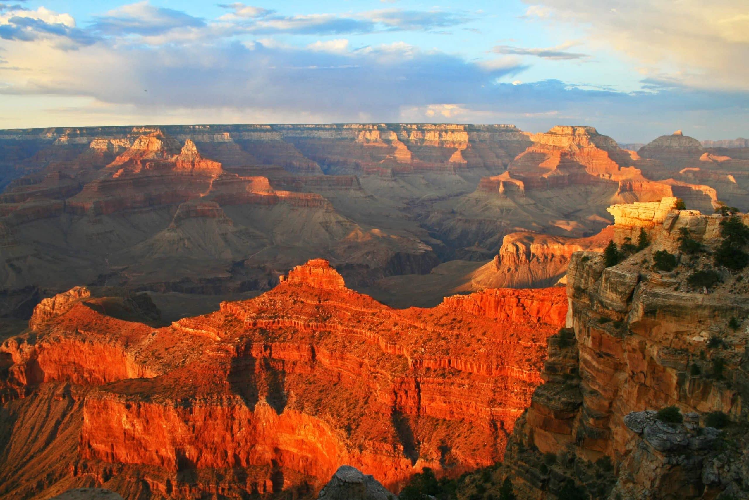 Az USA-ban lévő Grand Canyon a világörökség része