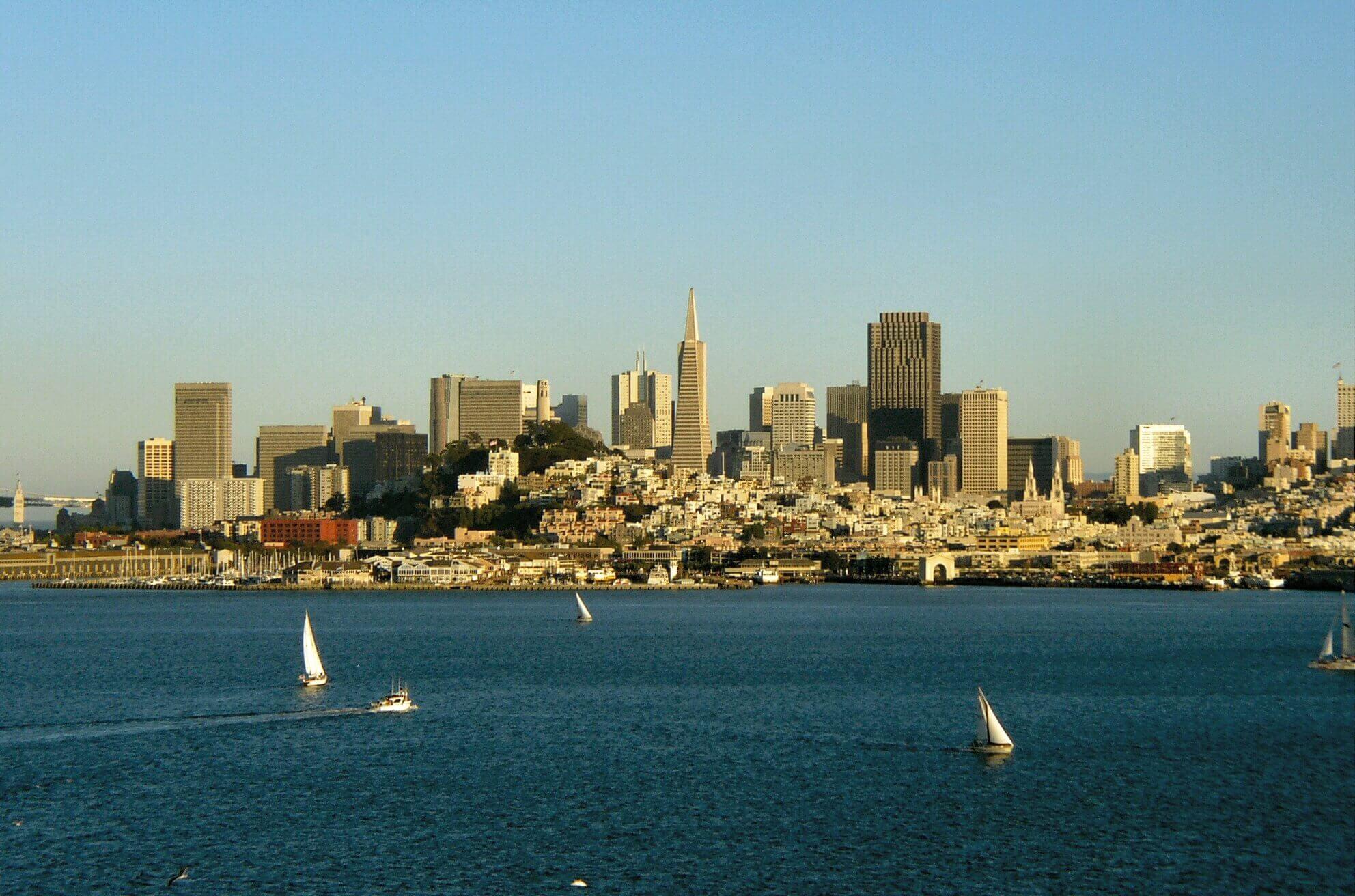 San Francisco, Amerika legszebb városa