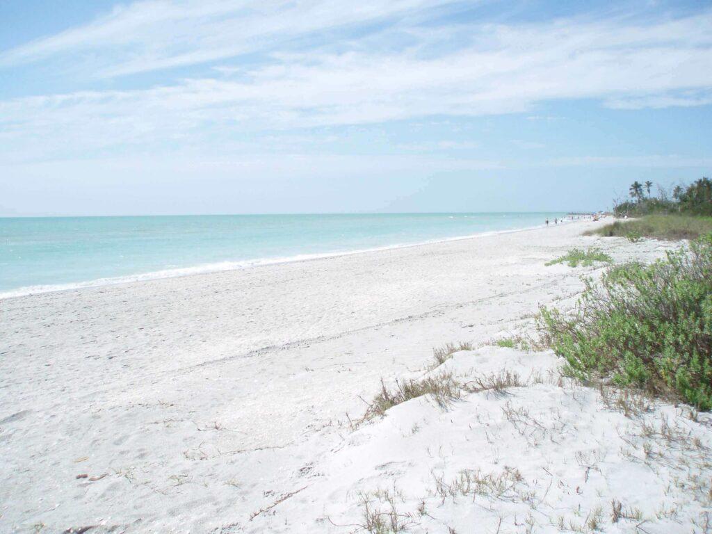 Bowman's beach, Sanibel