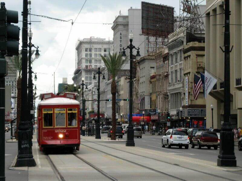 Látogass el a Canal Street-re!