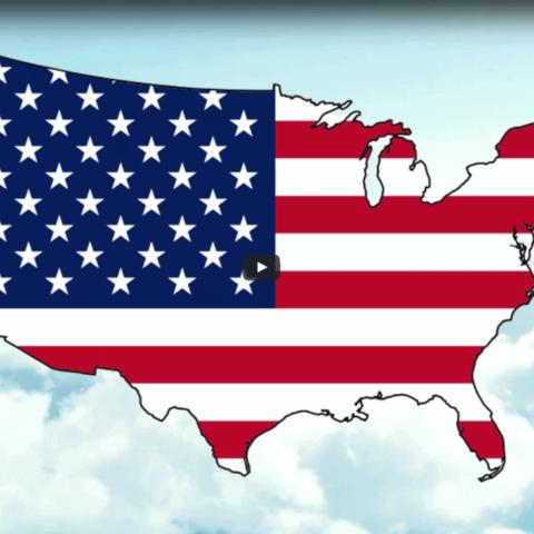 """Információk az """"USA vízumról"""", azaz az ESTA utazási engedélyről"""