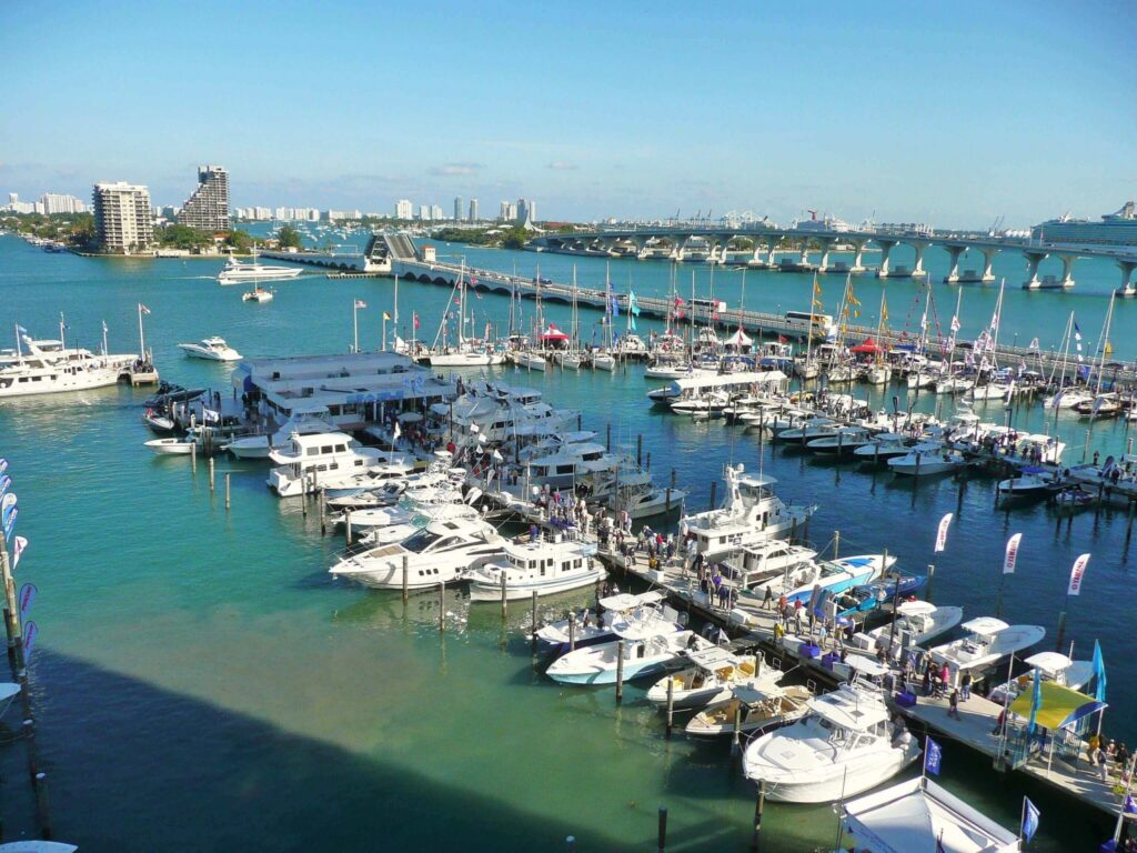 Nézd meg a Miami International Boat Show-t!