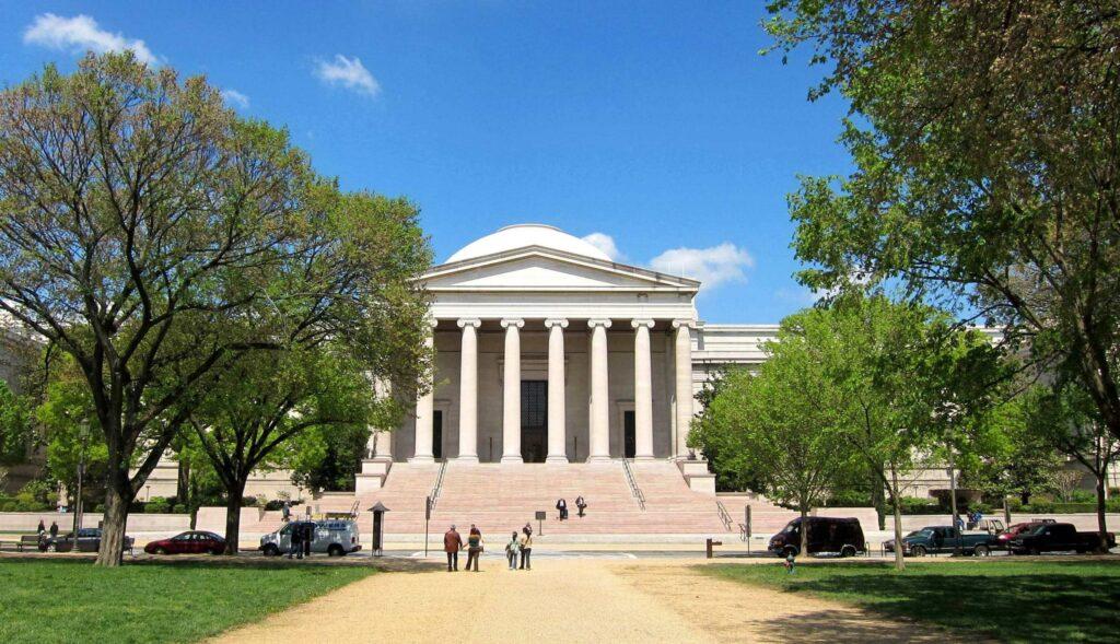 Nézd meg a National Gallery of Art kiállításait!
