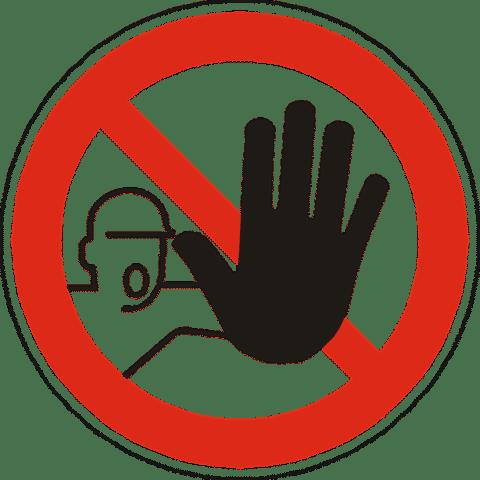 Tiltott dolgok az USA-ba való belépéskor
