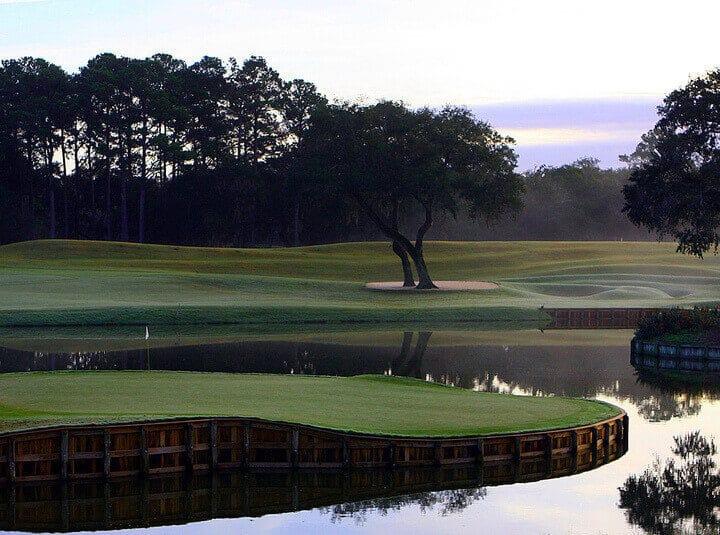 TPC Sawgrass golfpálya