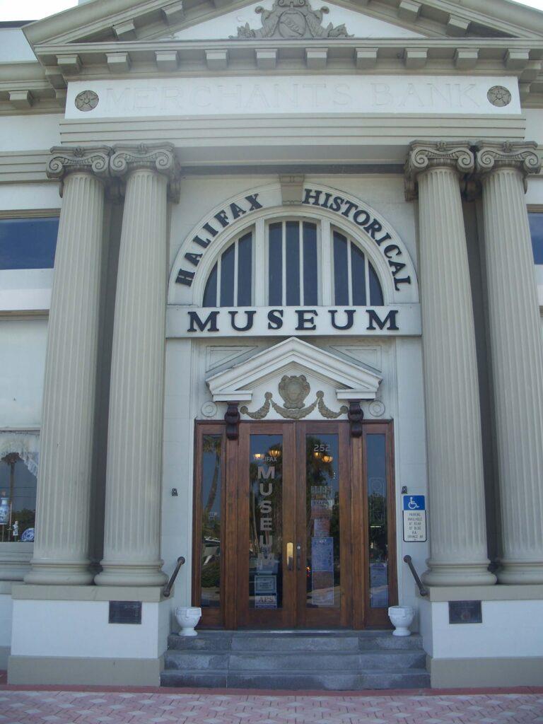 Halifax Historical Museum Daystona Beach-en