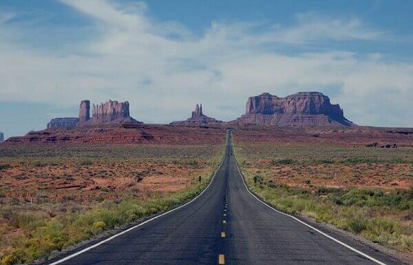 USA-beli utazás