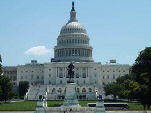 Capitol emlékmű Washingtonban