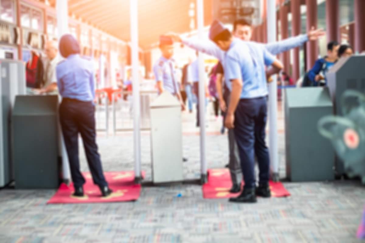 Biztonsági ellenőrzések az Amerikai Egyesült Államokba történő belépésnél